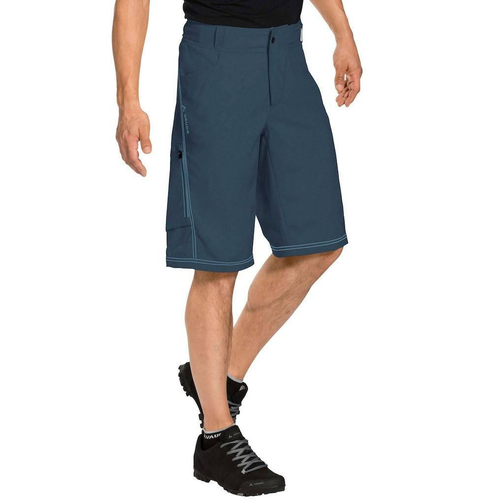 VAUDE Fahrradhose »Men's Ledro Shorts«