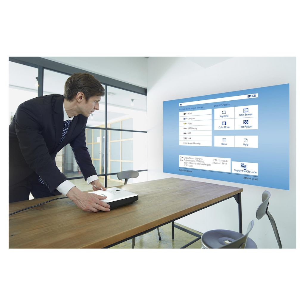Epson LCD-Beamer »EB-1795F«