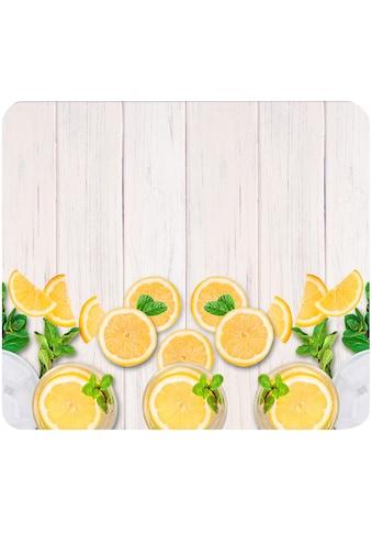 WENKO Herd-Abdeckplatte »Zitronen« kaufen