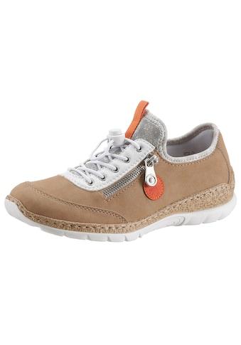 Rieker Slip-On Sneaker, mit MemoSoft-Innensohle kaufen