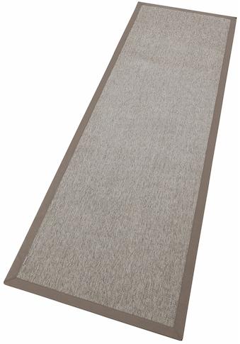 Läufer, »Naturino Rips«, Dekowe, rechteckig, Höhe 7 mm, maschinell gewebt kaufen