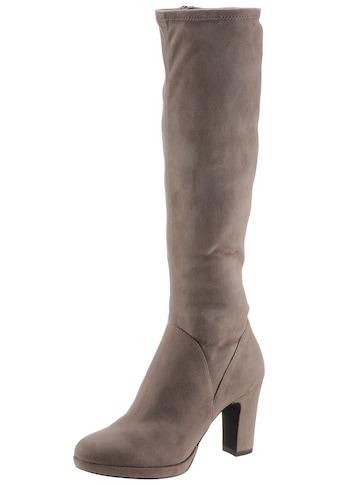 Tamaris Stiefel, mit langem Stretchschaft kaufen