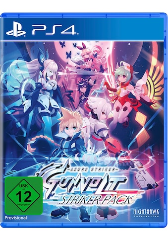 Spiel »Azure Striker Gunvolt: Striker Pack«, PlayStation 4 kaufen
