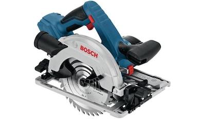 Bosch Professional Akku-Handkreissäge »GKS 18V-57 G Solo« kaufen