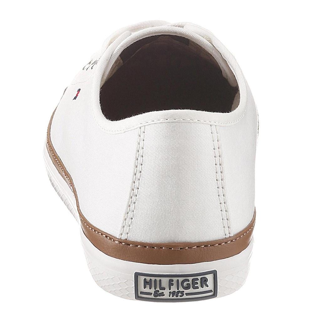 TOMMY HILFIGER Sneaker »ICONIC KESHA SNEAKER«, im Basic Look