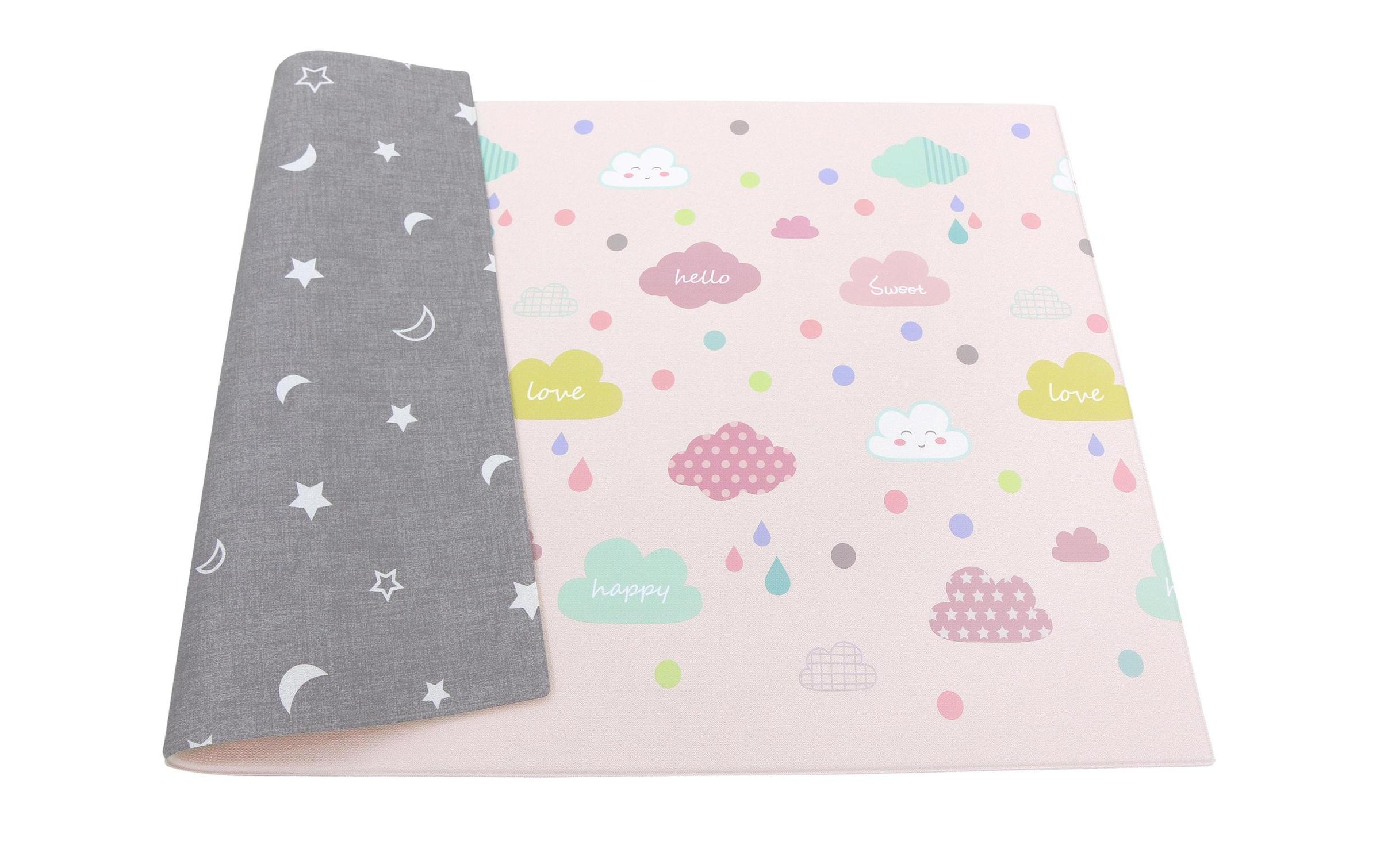 Image of BabyCare Spielmatte »Happy Clouds, 185 x 125 cm«