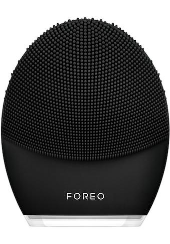 FOREO Elektrische Gesichtsreinigungsbürste »LUNA™ 3 MEN Smarte Gesichtsreinigungs- & Massagebürste« kaufen