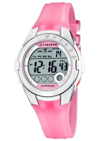 CALYPSO WATCHES Chronograph »Digital Crush, K5571/2« kaufen