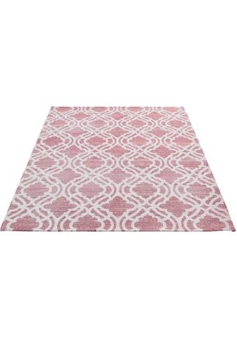 Teppich, »Carina 6900«, Sehrazat, rechteckig, Höhe 2 mm, maschinell gewebt kaufen
