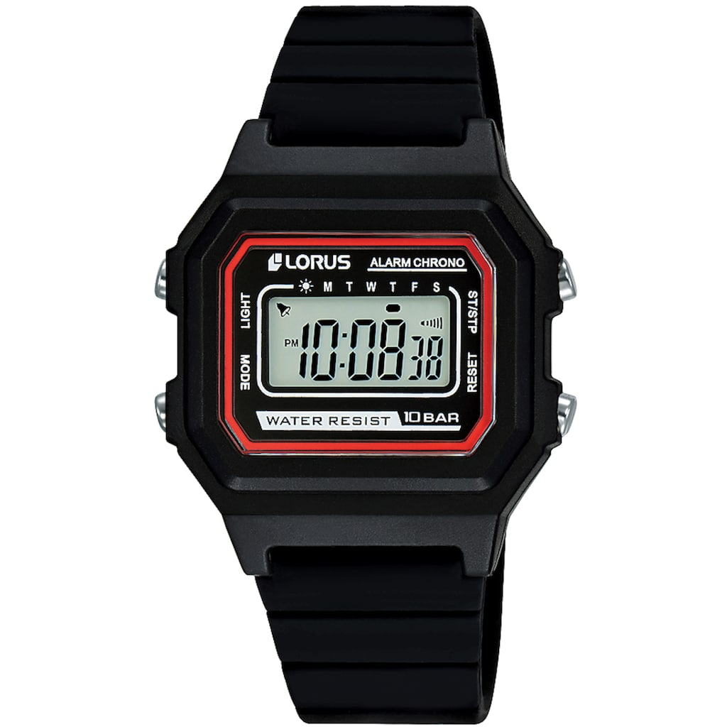 LORUS Chronograph »Lorus Sport, R2315NX9«