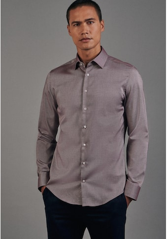 seidensticker Businesshemd »Slim«, Slim Langarm Kentkragen Uni kaufen