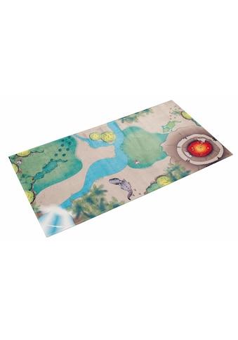 Böing Carpet Kinderteppich »Lovely Kids 408«, rechteckig, 6 mm Höhe, Motiv T-Rex kaufen