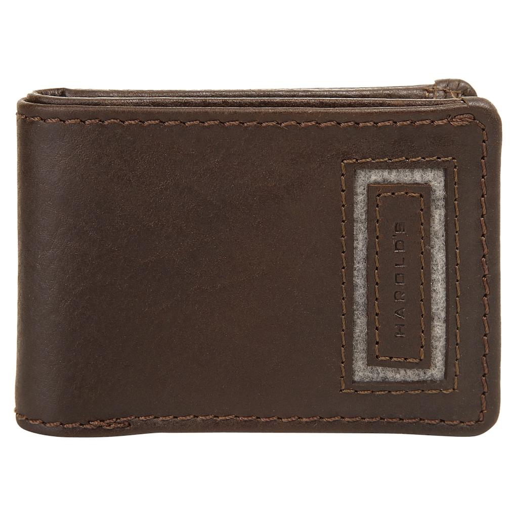 Harold's Geldbörse »ABERDEEN«, besonders schlankes Design
