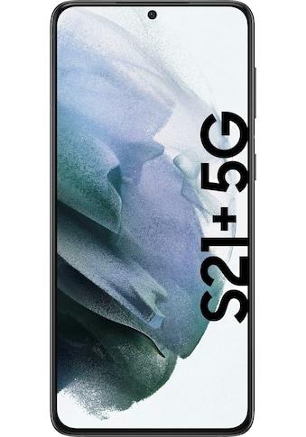 """Samsung Smartphone »Galaxy S21+«, (16,95 cm/6,7 """", 256 GB Speicherplatz, 12 MP... kaufen"""