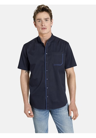 SHIRTMASTER Kurzarmhemd »latenight«, Bowlinghemd mit Kontrasten kaufen