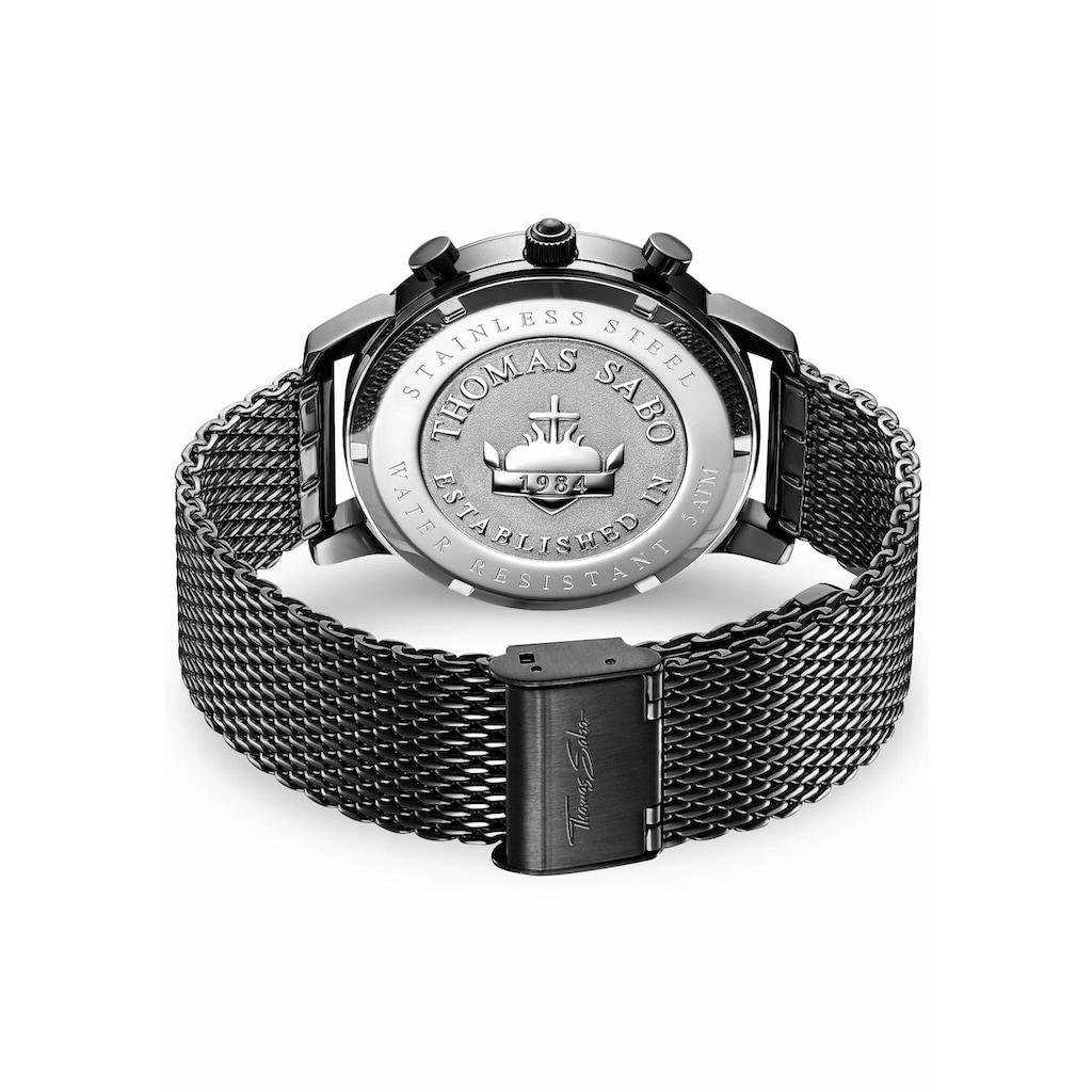 THOMAS SABO Chronograph »WA0291-287-203-42 mm«