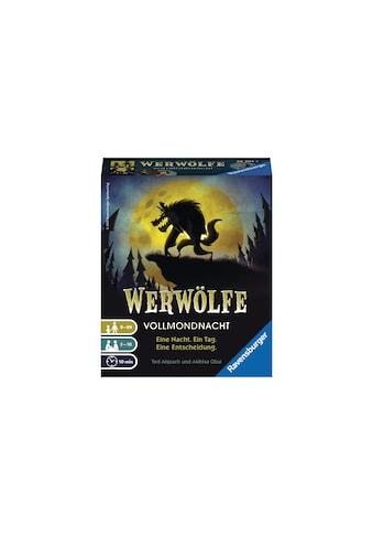 Ravensburger Spiel »Werwölfe Vollmondnacht« kaufen