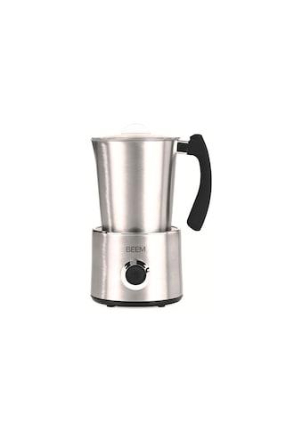 BEEM Milchaufschäumer »Silberfarben« kaufen