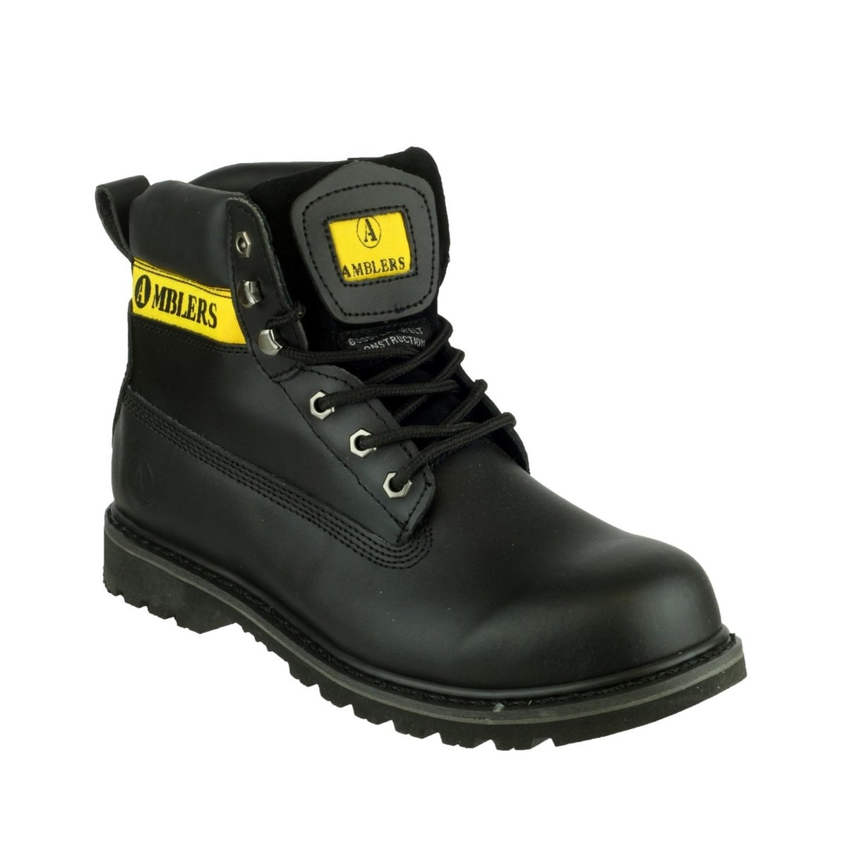Image of Amblers Safety Stiefel »Banbury Herren Schuhe /, halbhoch«