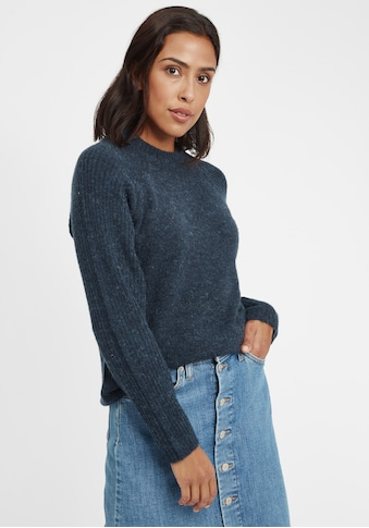OXMO Strickpullover »Gianna«, Pullover in Grob-Strick Optik kaufen