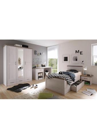 Jugendzimmer-Set »Luca«, (Set, 4 St.) kaufen
