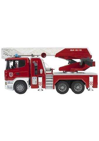 Bruder® Spielzeug-Feuerwehr »Feuerwehrleiterwagen« kaufen