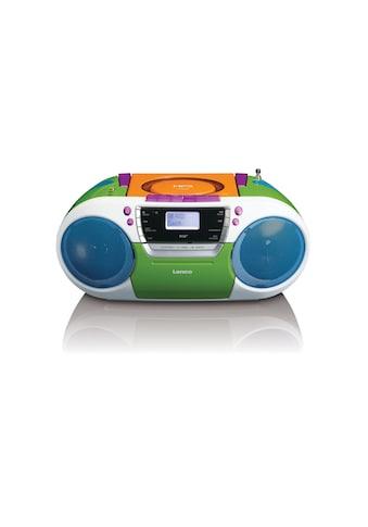 DAB Radio, Lenco, »SCD - 681 Mehrfarbig« kaufen