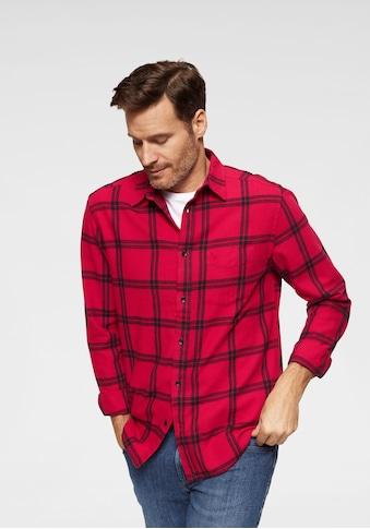 Wrangler Flanellhemd »LS 1PKT SHIRT« kaufen