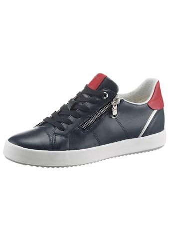 Geox Sneaker, mit seitlichem Reissverschluss kaufen