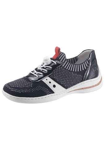 Rieker Slip-On Sneaker, mit Lack-Applikation kaufen