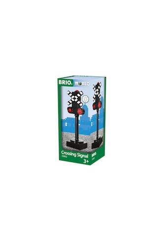 BRIO® Spielzeugeisenbahn-Signal »Blinkendes Bahnsignal« kaufen