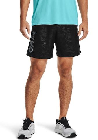 Under Armour® Shorts »UA Woven Emboss Shorts« kaufen
