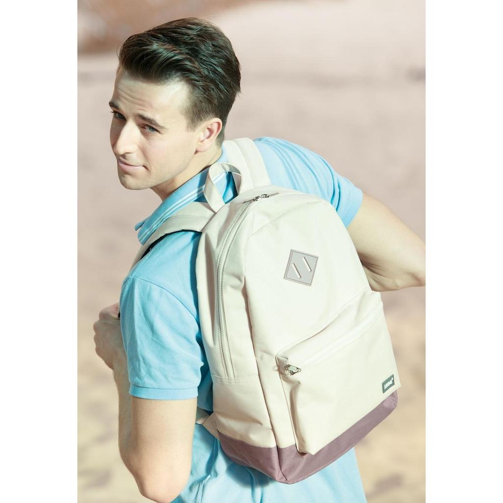 Hauptstadtkoffer Laptoprucksack »blnbag U6«