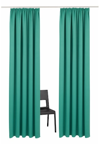 Vorhang, »Solana«, My Home, Kräuselband 2 Stück Kaufen