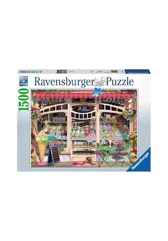 Ravensburger Puzzle »Ice Cream Shop« kaufen