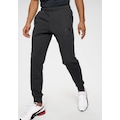 PUMA Jogginghose »ESSENTIAL LOGO PANTS TR CL«