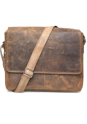 Packenger Messenger Bag »Vethorn, vintage« kaufen