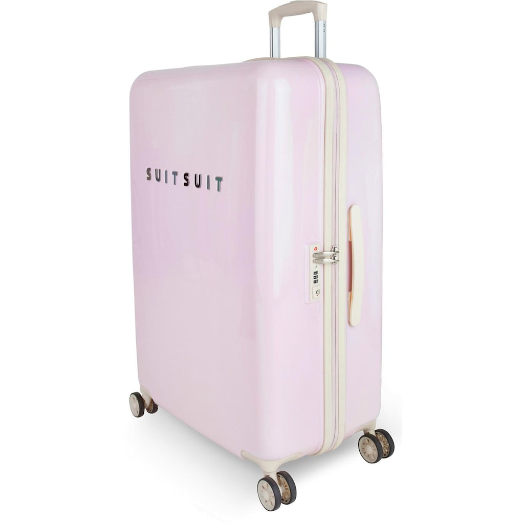 suitsuit Hartschalen-Trolley »Fabulous Fifties, 76 cm«, 4 Rollen