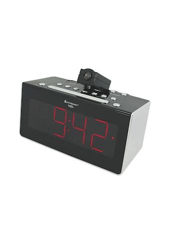 Soundmaster Radiowecker »FUR6005 Schwarz«, ( FM-Tuner ) kaufen