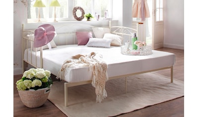 Home affaire Daybett »Birgit«, mit einer praktischen ausziehbaren Liegefläche, schönes... kaufen