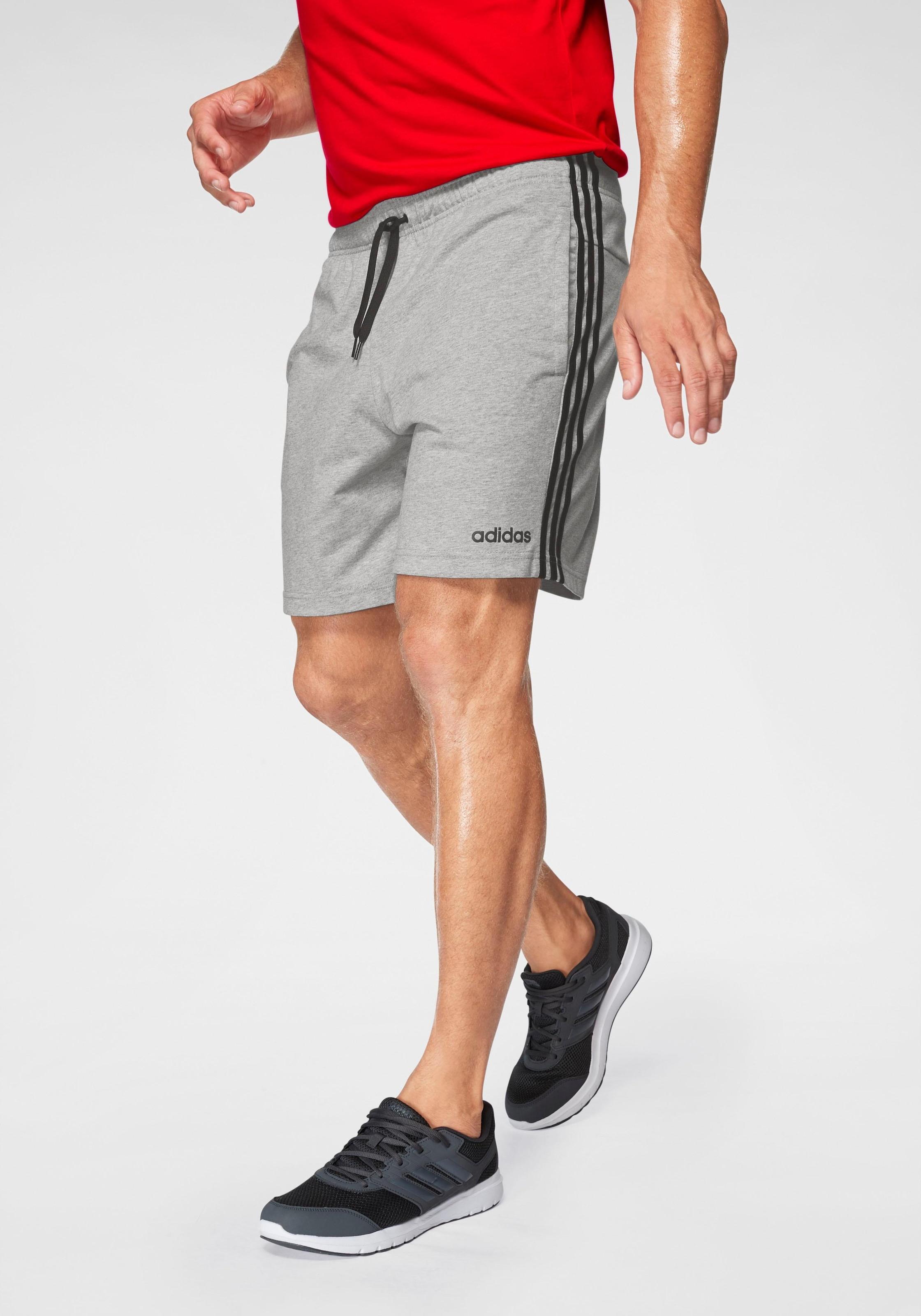 adidas Shorts »ESSENTIALS 3 STRIPES SHORT SJ«