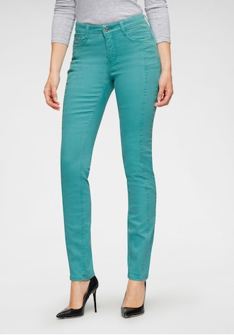MAC Gerade Jeans »Angela-Pipe Seam«, Moderne Schnitt durch Längsnaht auf dem vorderen Bein kaufen