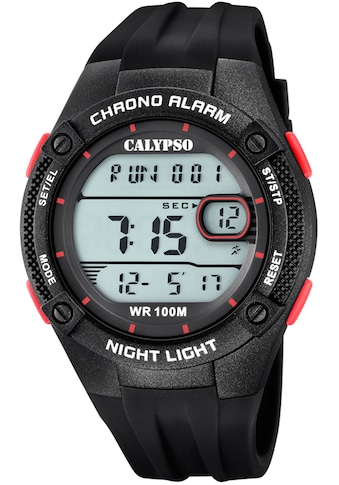 CALYPSO WATCHES Chronograph »Digital For Man, K5765/3« kaufen