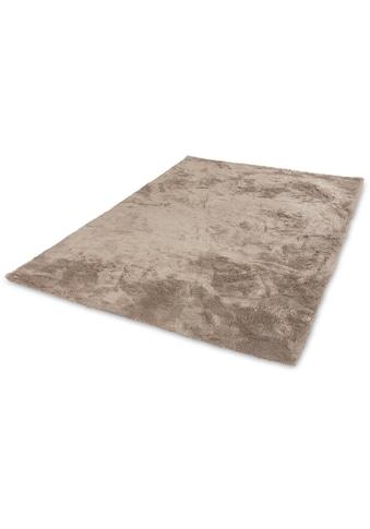 SCHÖNER WOHNEN-Kollektion Hochflor-Teppich »Harmony«, rechteckig, 39 mm Höhe, Wunschmass, besonders weich durch Microfaser, Wohnzimmer kaufen