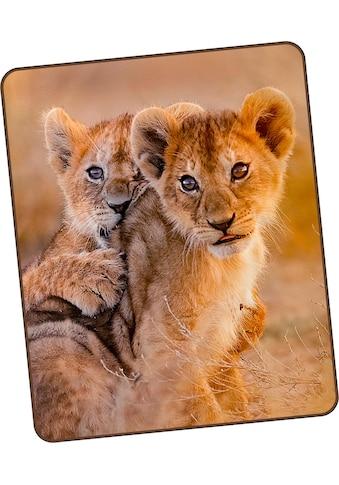 Wohndecke »Baby Lion«, good morning kaufen