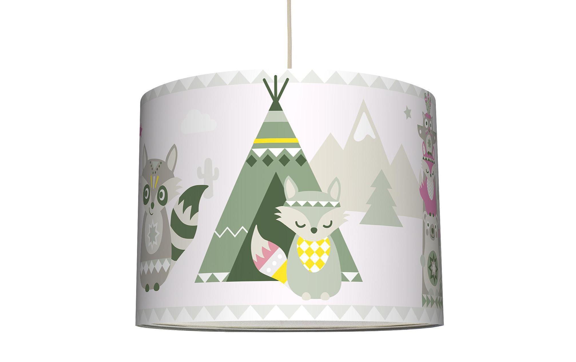 Image of anna wand Hängeleuchte »Little Indians«, Lampensockel E27
