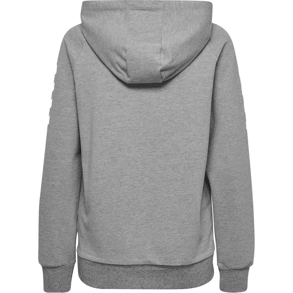 hummel Kapuzensweatshirt »HMLGO COTTON HOODIE WOMAN«