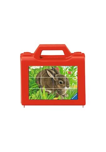 Ravensburger Puzzle »Tiere« kaufen