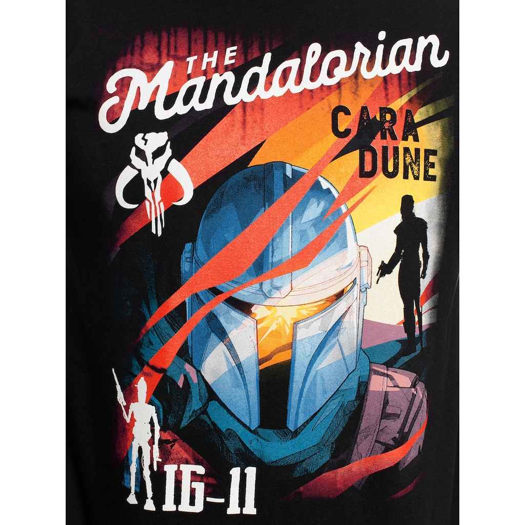Star Wars T-Shirt »The Mandalorian Hunters«