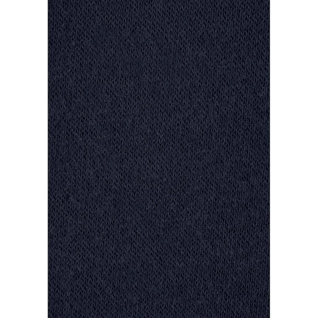 Bench. Sweatkleid, mit Kapuze, kurzem Zipper und Kängurutasche